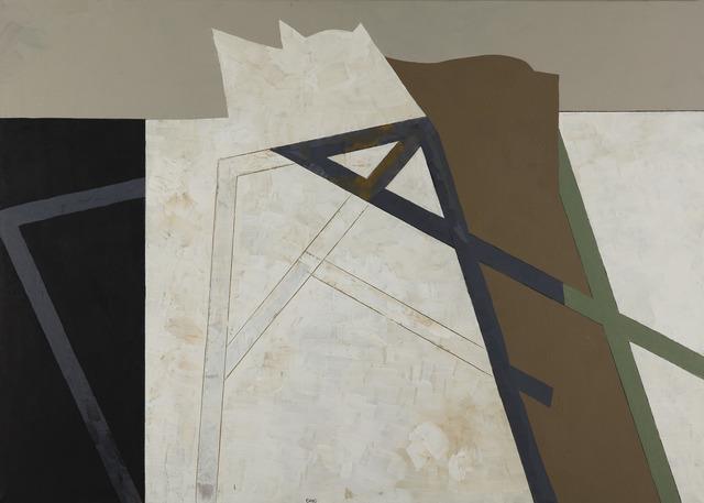 , 'Landscape Geometry,' 2014, Mira Godard Gallery