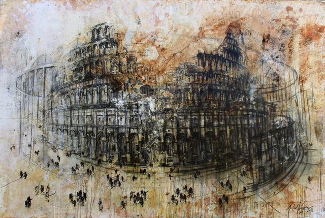 , 'Series: Huérfanos de Babel,' 2016, Victor Lope Arte Contemporaneo