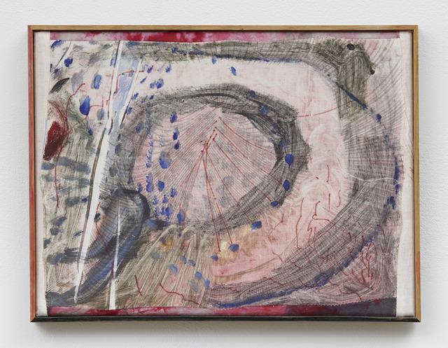 , 'Flounder,' 2018, Pippy Houldsworth Gallery