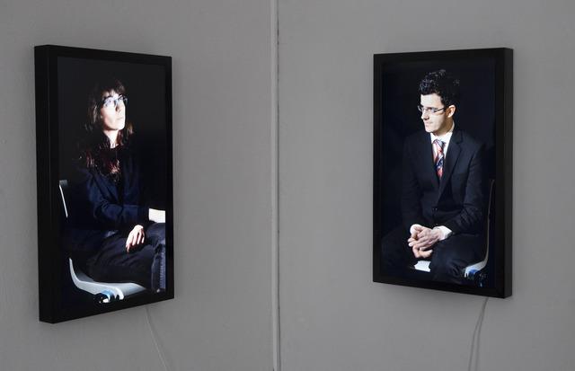 , 'Conversation,' 2013, Jenkins Johnson Gallery