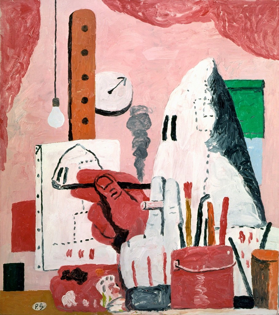 painting smoking eating late works by philip guston louisiana