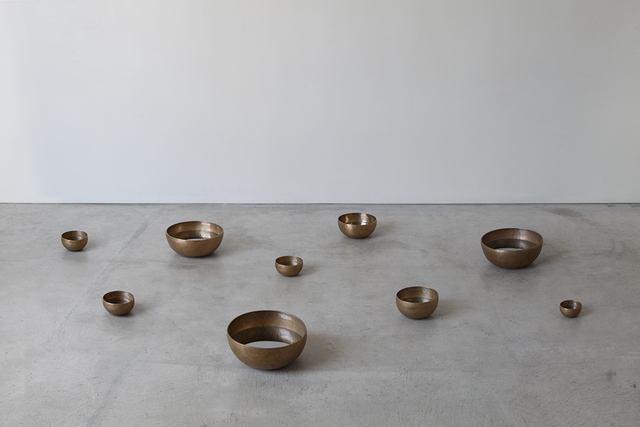, 'Moon Bowl,' 2016, MA2Gallery