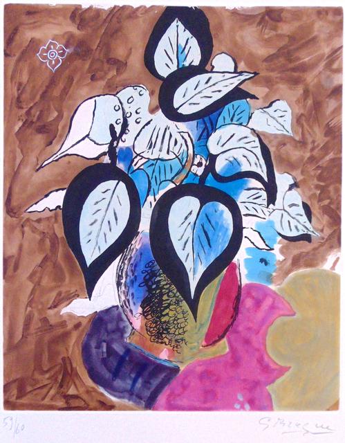 , 'Foliage in Colour   Feuillage en Couleurs,' 1956, Gilden's Art Gallery