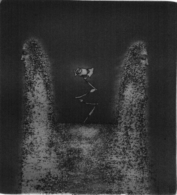 nele zirnite, 'Table', 1995, Turner Carroll Gallery