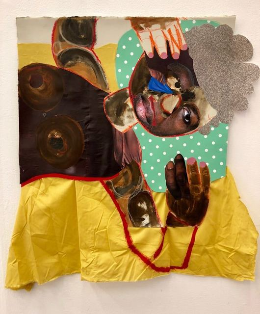 , 'La Maria Negra,' 2017, Mariane Ibrahim Gallery