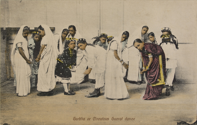 , 'Garbha or Circutous Guzrat Dance,' , Swaraj Art Archive
