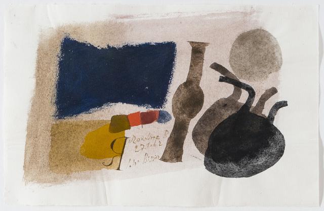 , 'Rondine B 27.1.1962,' 1962, Galerie Schlichtenmaier