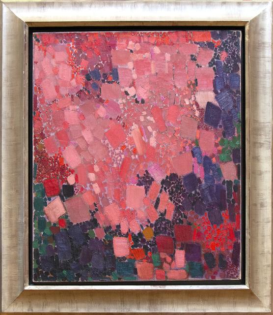 Lynne Drexler, 'Summer Blossoms', 1962, Painting, Oil on canvas, Jody Klotz Fine Art