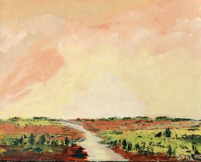 , 'Slowed Down,' 2018, Kiechel Fine Art