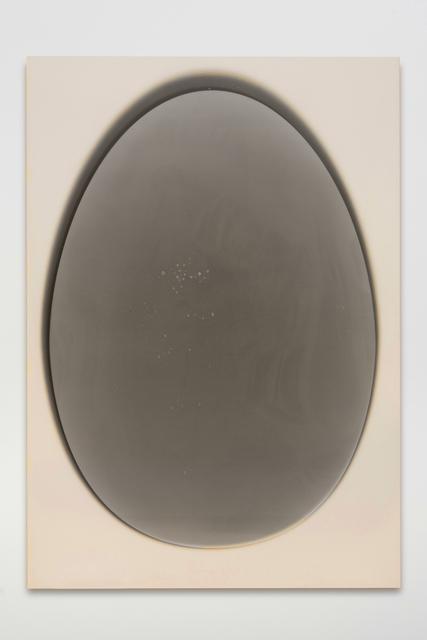 , 'Deep Egg (transcendental turn),' 2016, Ochi Projects