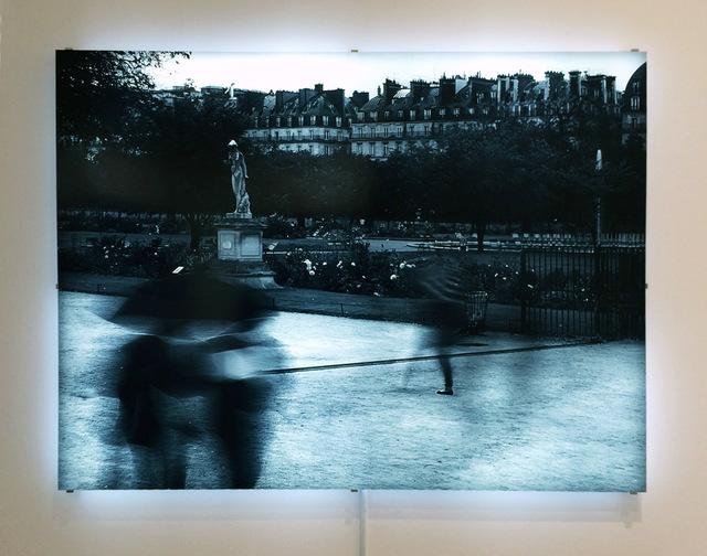 Jim Campbell, 'Tuileries Garden,' 2014, Bryce Wolkowitz Gallery