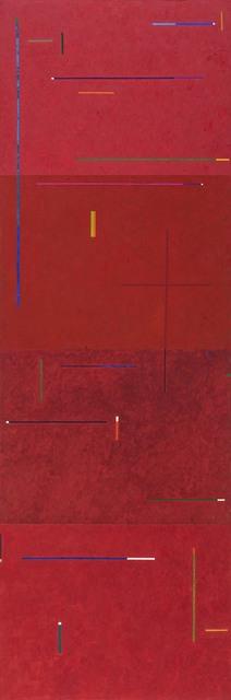 , 'Floraison,' 2014, Simões de Assis Galeria de Arte