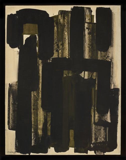 , 'Gouache, 65 x 50, 1957,' 1957, Galerie Pascal Lansberg