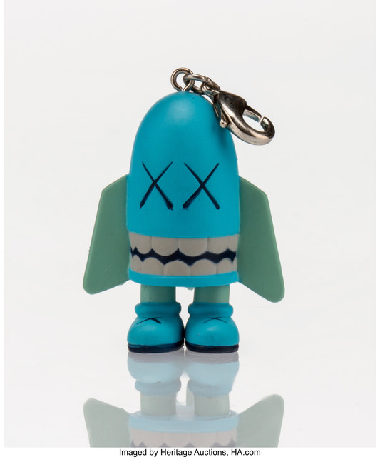 KAWS, 'Blitz (Blue), keychain', 2011, Heritage Auctions