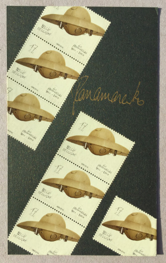 Panamarenko, 'Modèle jouet de l'espace', 2000, Kunzt Gallery