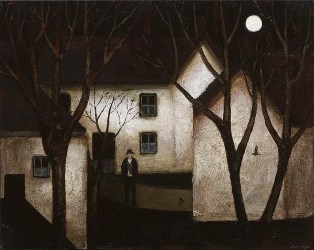 , 'The Night ,' 2017, John Martin Gallery