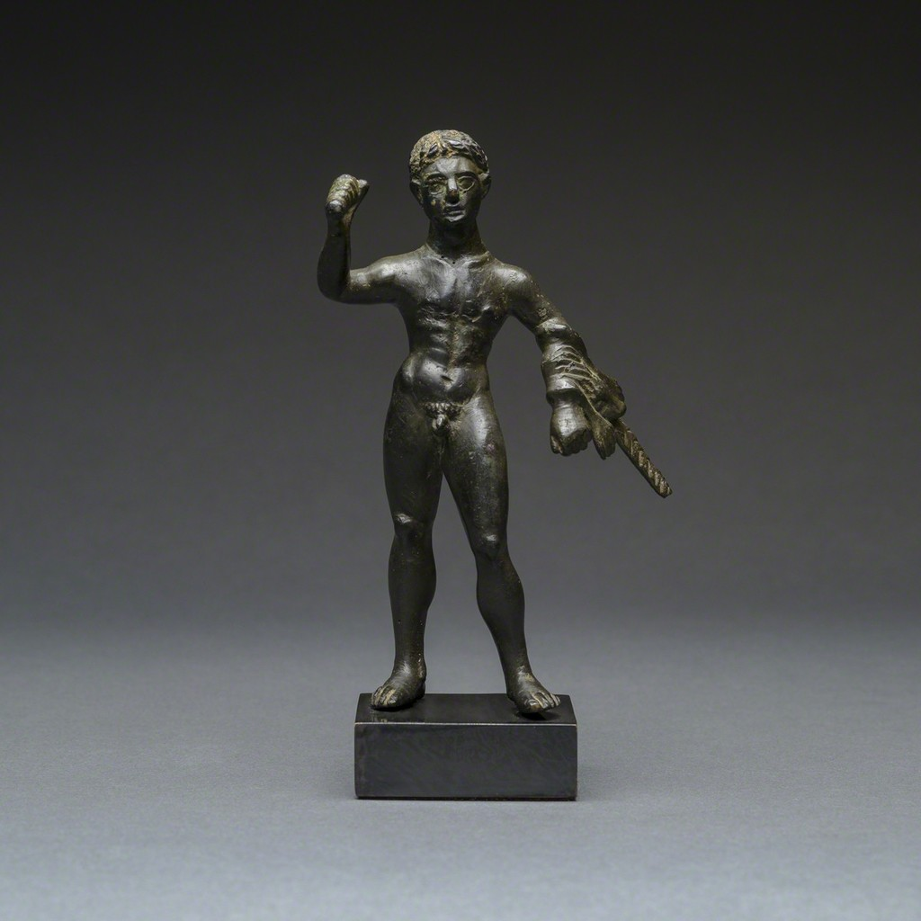 Bronze Figurines For Sale unknown roman   etruscan bronze sculpture of hercules (300 bc to 100