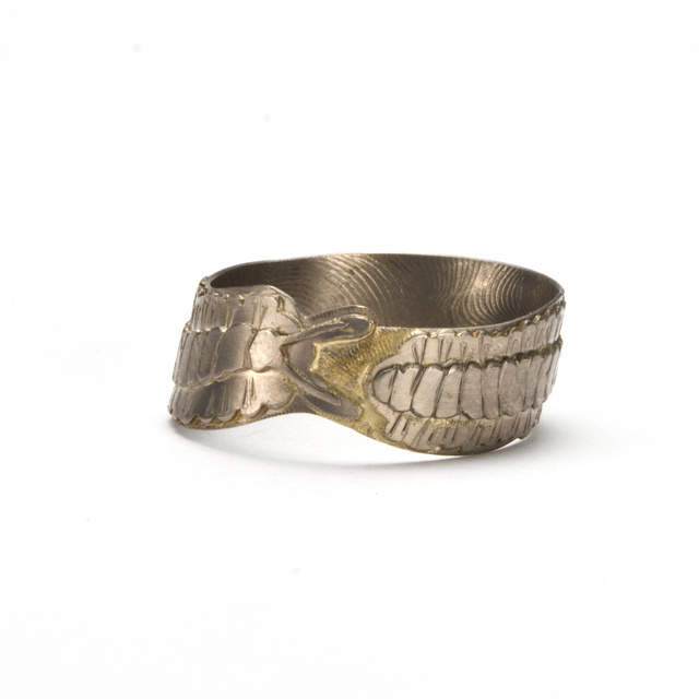 , 'Millepede Ring,' 2015, Sienna Patti Contemporary