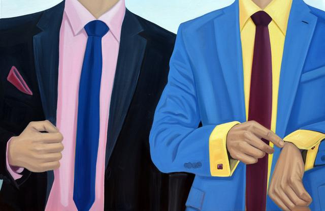 , 'Yellow and Pink,' , Lois Lambert Gallery