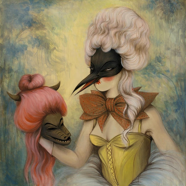 , 'Mujer Pajaro 4,' 2014, StolenSpace Gallery