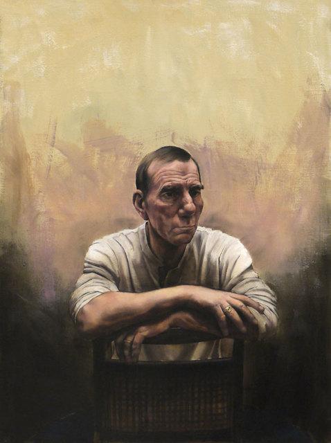 , 'Pete Postlethwaite,' 2017, Pontone Gallery