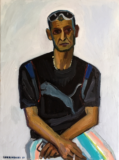 , 'Mohammed,' 2017, Rosenfeld Gallery