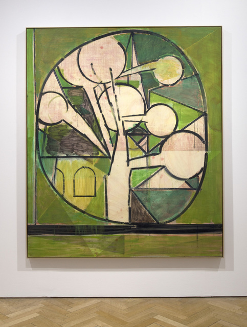 , 'Green Tree,' 2015, Vigo Gallery