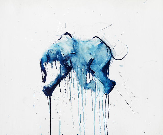Dave White, 'Baby Ellie Silkscreen ', Visions West Contemporary