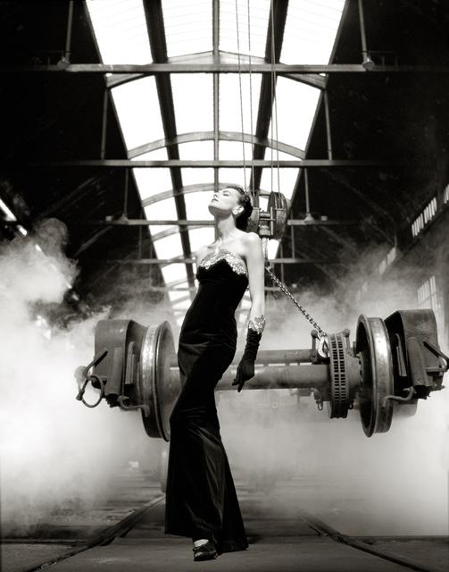 , 'Ines Dela Fressange - Chanel,' 1985, Holden Luntz Gallery