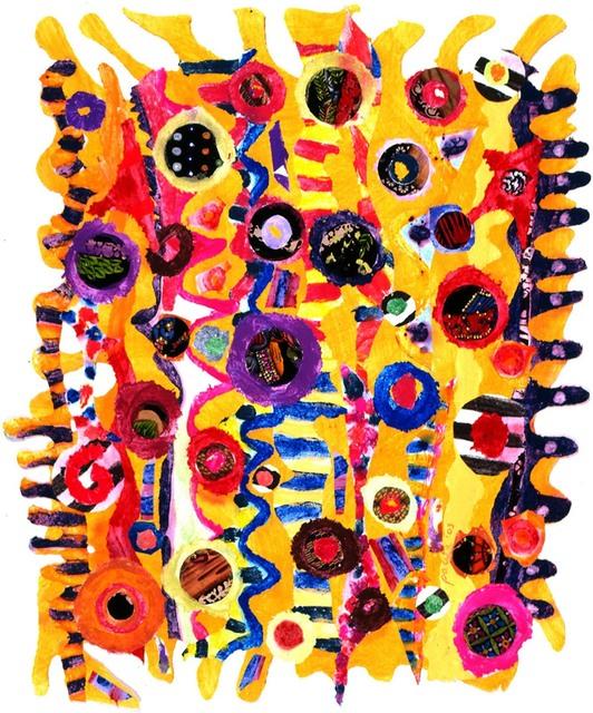 , 'Pipi's long stockings,' 2003, Pacita Abad Art Estate