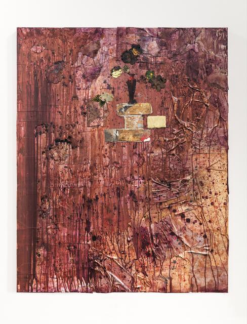 , 'My Beautiful Bouquet,' 2016, Galerie Nathalie Obadia