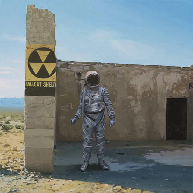 , 'Fallout Shelter,' 2017, Station 16 Gallery