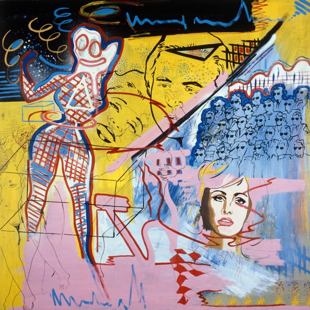 , 'Der Sinn des Lebens,' 1984, Setareh Gallery