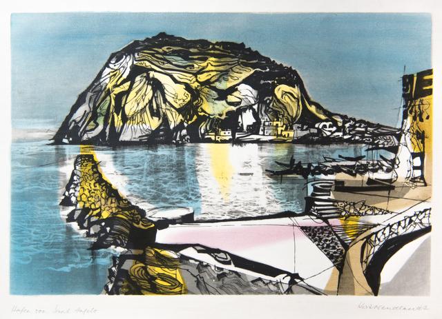 , 'Hafen von Sant Angelo,' Late 1950's, GALLERY 1/1