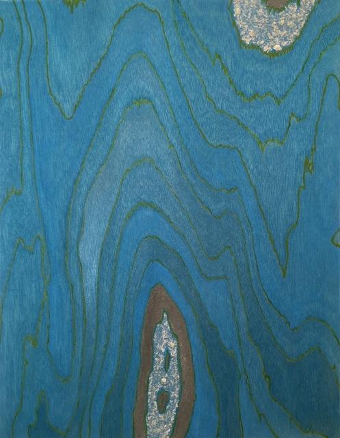 , 'Ripple,' 2016, Hutson Gallery