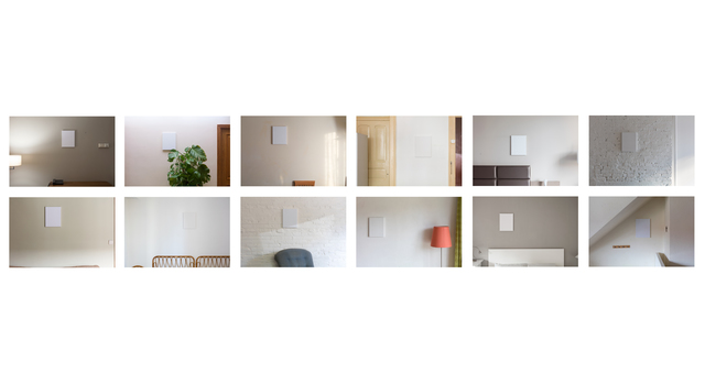 , 'Ningún lugar en particular (Nowhere in particular)  AP 1/2  -  set comprised of twelve individually framed/mounted photographs (each 35 by 52,5 cm),' 2017, Maus Contemporary