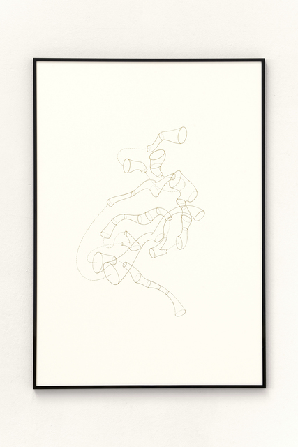 , 'Skelette der Stimmen, Part Ⅳ (pt. 3),' 2018, Micheko Galerie