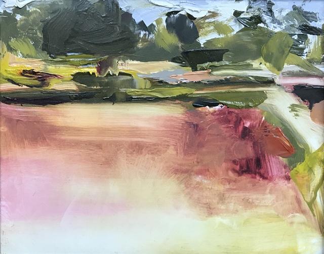 , 'Spring Bog,' 2015, Fountain Street