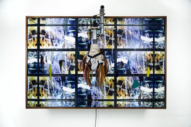 Jon Kessler, 'I'm Nothing Without You', 2012, Eduardo Secci Contemporary