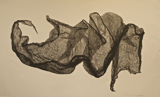 , 'Untitled Monotype #4,' , Sparrow Gallery