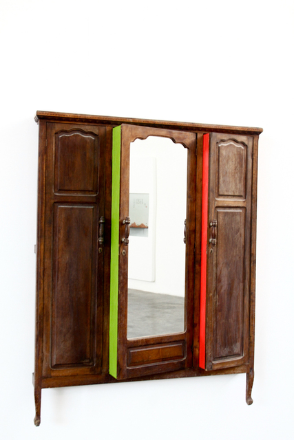 , 'Of No Use, Use Closet,' 2014, Baró Galeria
