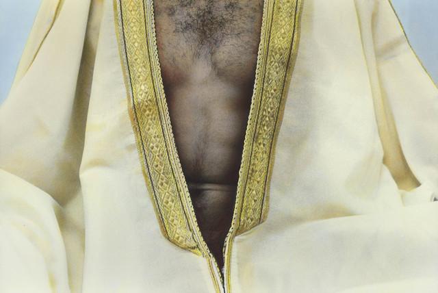 , 'Ali in Abaya, Paris ,' 2007, Galerie Nathalie Obadia