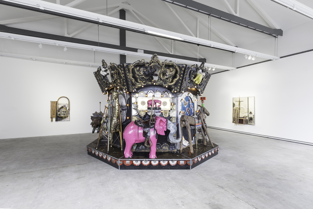 , 'The Merry-Go-World or Begat By Chance and the Wonder Horse Trigger,' 1991-1994, Fondazione Prada