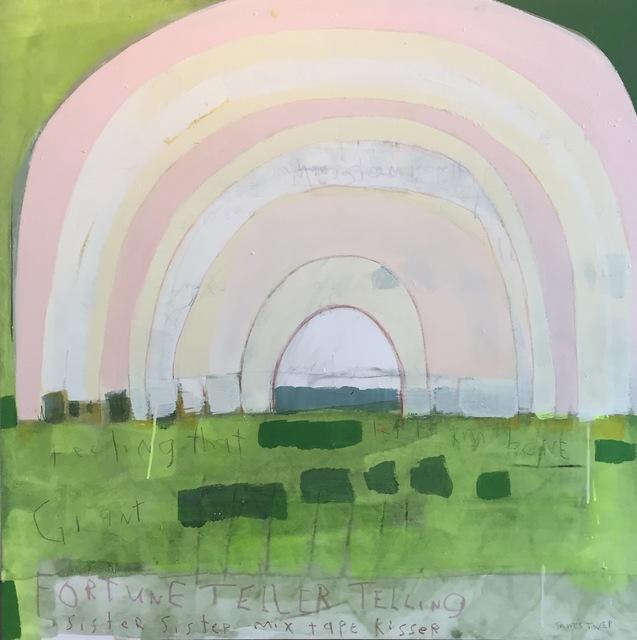 "Sara Matson Westover, '""The Green Room""', 2017, M.A. Doran Gallery"