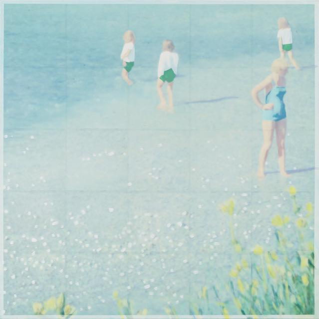 , 'Yellow Wildflowers,' 2014, Berggruen Gallery