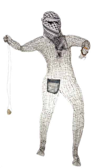 , 'Palestinian Martial Arts - Adam,' 2011, Gallery One