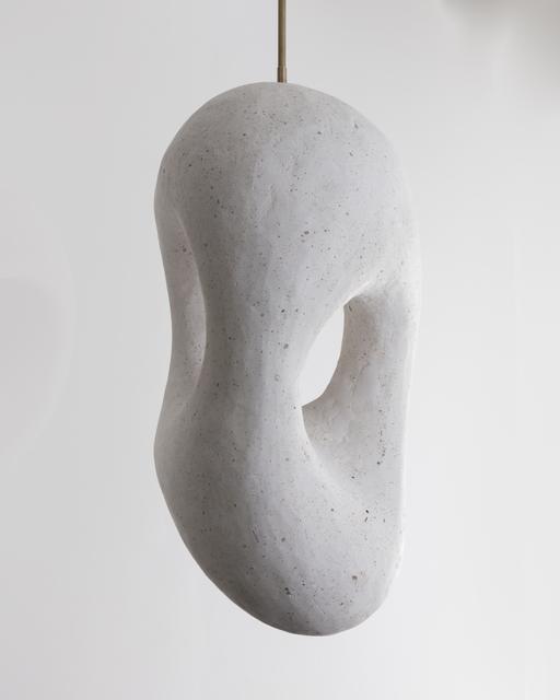 , 'Unique Fertility Form illuminated sculpture in naturally derived terrazzo,' 2017, R & Company
