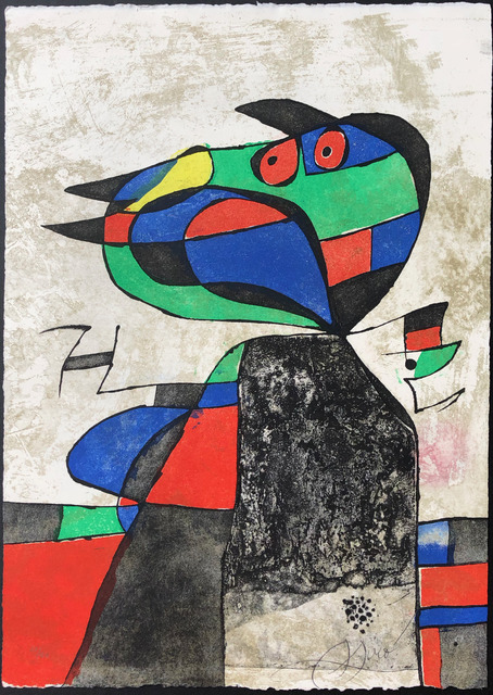 , 'Gaudi III,' 1979, Fairhead Fine Art Limited