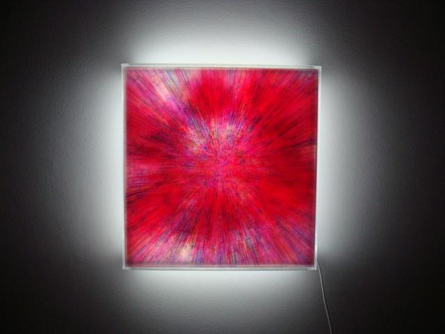 , 'Lightbox No. 4,' 2011, Galeria Lume