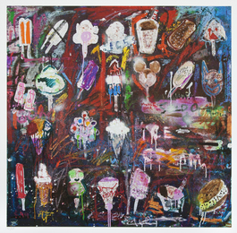 Gregory Siff, 'Sold Out Helado,' 2015, Julien's Auctions: Street Art Now November 2016